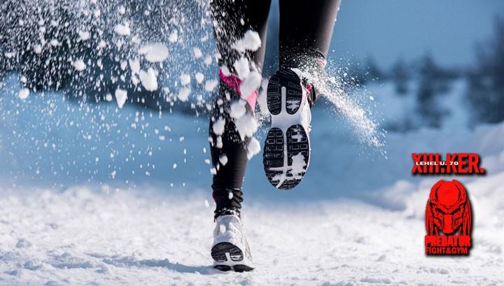 Miért jó télen edzeni
